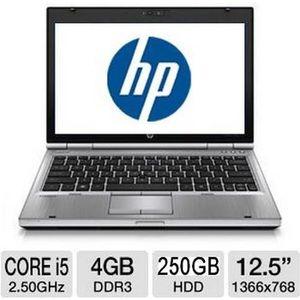 Achat PC Portable HP EliteBook 2560p pas cher