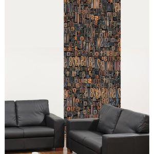 PAPIER PEINT Papier peint intissé Panoramique - Imprimerie 240x