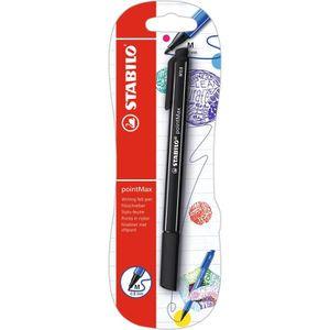Stylo - Parure STABILO pointMax - stylo-feutre  - noir