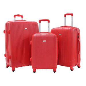 SET DE VALISES Set de 3 Valises 55cm-65cm-75cm- Trolley ALISTAIR