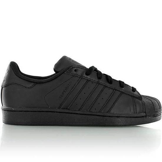 Adidas superstar noir taille 35.5 Noir noir - Achat / Vente ...