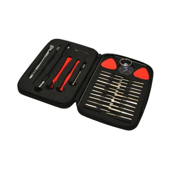 Kit Tournevis De Précision, Kit Outils De Réparation Pour Les Types De Smartphones, Outil De Réparation Informatique 32 En 1