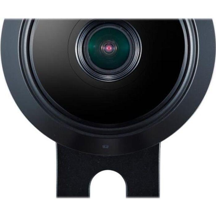 Samsung SmartCam HD Plus SNH-V6414BN - Caméra de surveillance réseau - couleur (Jour et nuit) - 1920 x 1080 - 1080p - Focale fixe