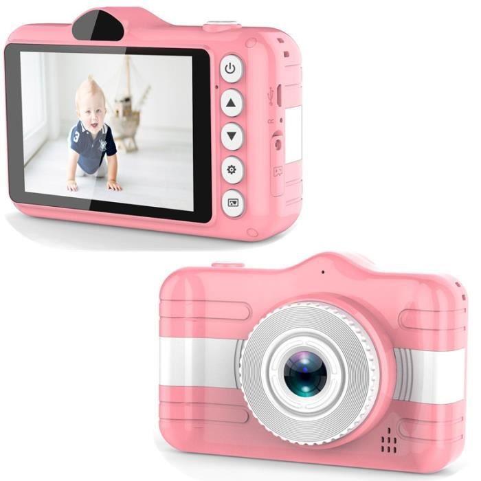 Enfant appareil Photo numérique 3.5 pouces mignon dessin animé jouets cadeau d'anniversaire 12MP 1080P Photo caméra
