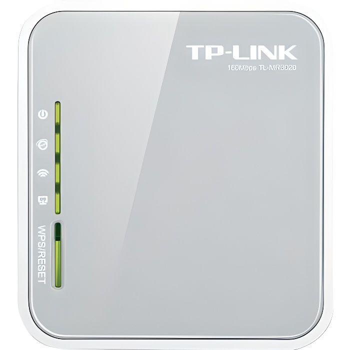 TP-LINK - TL-MR3020 - ROUTEUR PORTABLE SANS FIL…