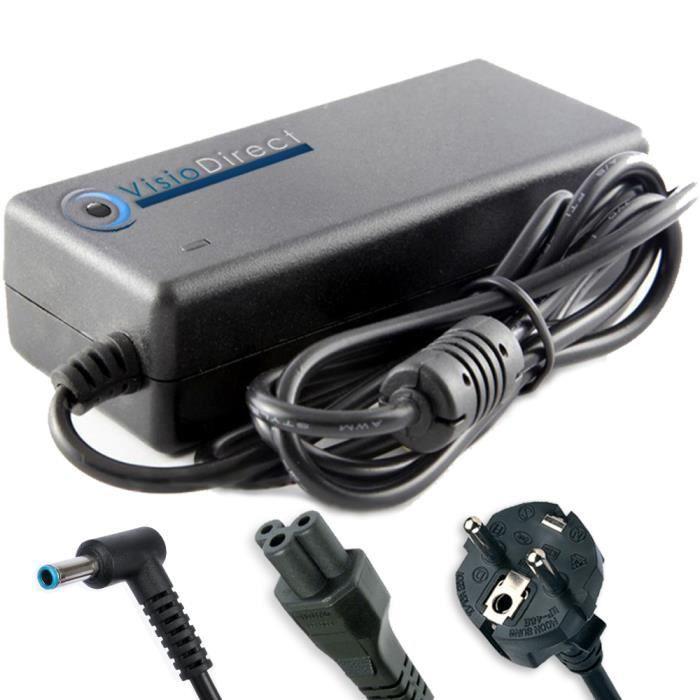 Alimentation pour HP COMPAQ ENVY X360 Adaptateur chargeur ordinateur portable