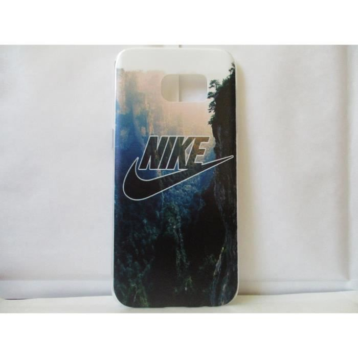 coque nike samsung galaxy s7 edge neuf motif b achat. Black Bedroom Furniture Sets. Home Design Ideas