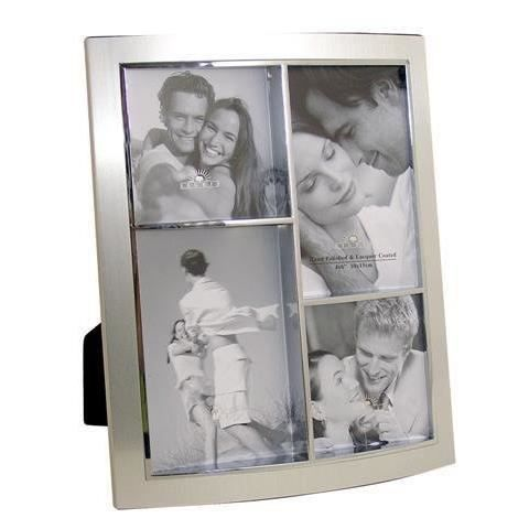 cadre photo multiple 4 photos achat vente cadre photo cdiscount. Black Bedroom Furniture Sets. Home Design Ideas