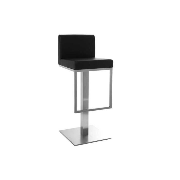 tabouret de bar design miliboo