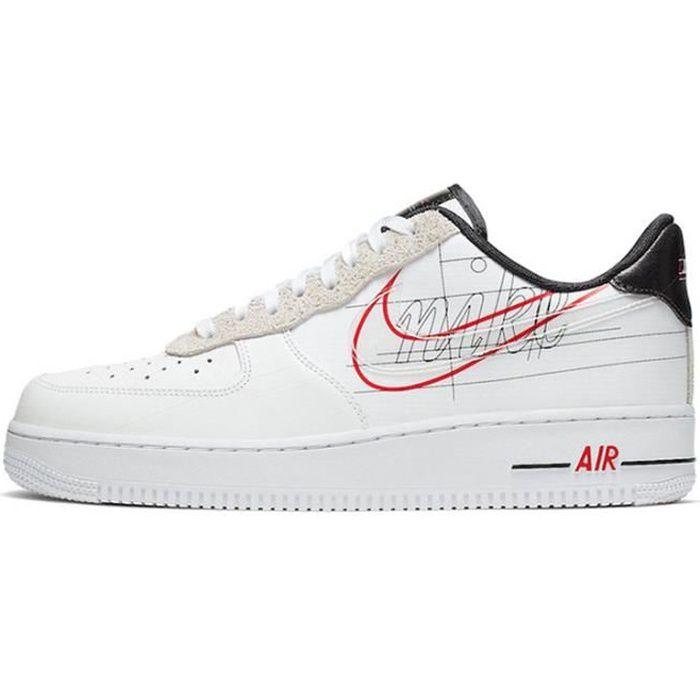 Nike Air Force 1 Script Swoosh Baskets Basses pour