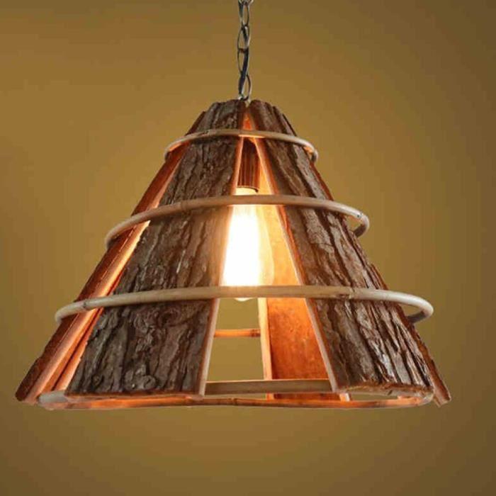 Retro lampe éclairage verre suspendu lampe éclairage suspendu environ Ovale Rose