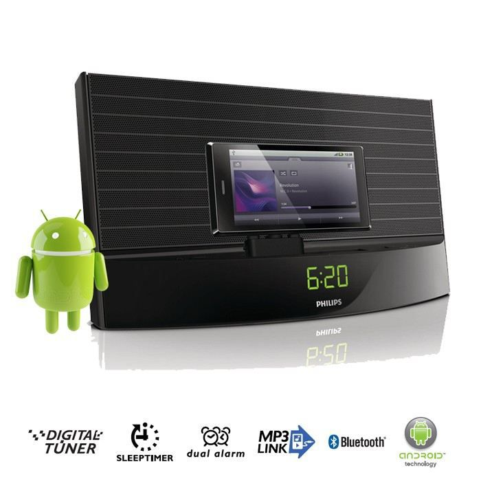 philips as141 station bluetooth pour android station d 39 accueil prix pas cher cdiscount. Black Bedroom Furniture Sets. Home Design Ideas