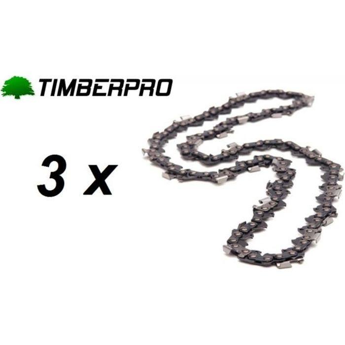 30 cm avec Lot de 3 cha/înes 44 maillons pour Multifonction 4 en 1 et Outil sur Perche GT Garden Guide 12 Pouces