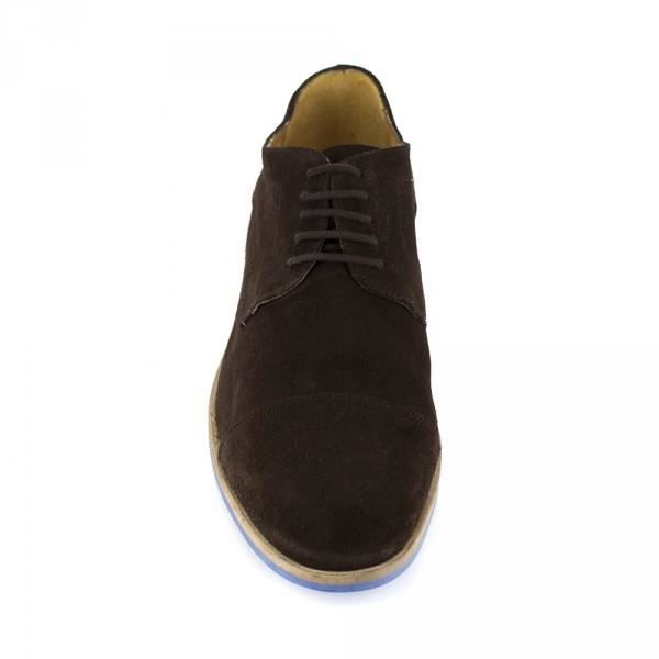 Derby J.Bradford Cuir Marron JB-JAGUAR - Couleur - Marron UKphWoS3qZ