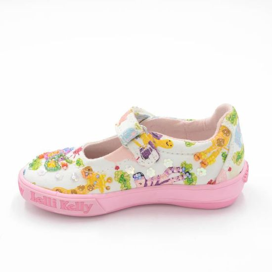 cdd8646c446fa Lelly Kelly ballerine zoo tela fille Fenicottero art.5165 T. 28 Rose Rose -  Achat   Vente ballerine - French Days dès le 26 avril ! Cdiscount