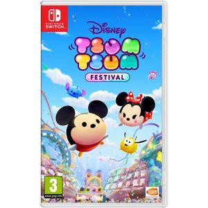 JEU NINTENDO SWITCH Disney Tsum Tsum Festival Jeu Switch