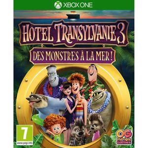 JEU XBOX ONE Hotel Transylvanie 3 Des Monstres à la Mer ! Jeu X