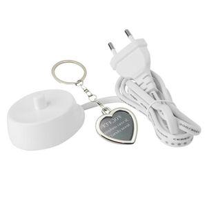 ADAPTATEUR DE VOYAGE  Chargeur de brosse à dents électrique pour Braun