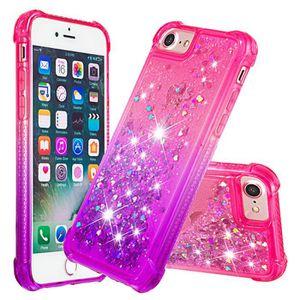 coque iphone 8 rose violette