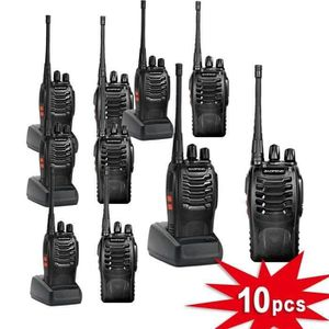 TALKIE-WALKIE 5*2PCS Talkie walkie baofeng BF-888S UHF 400-470MH