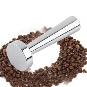 MACHINE À CAFÉ 1Pc Nouveau Style Acier Inoxydable Espresso Solide