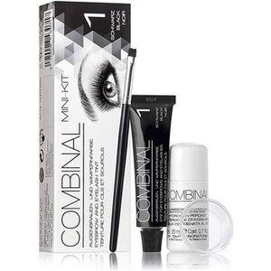 MASCARA Kit teinture cils/sourcils Combinal noir