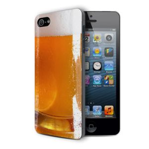 coque iphone 5 biere achat vente coque iphone 5 biere pas cher cdiscount. Black Bedroom Furniture Sets. Home Design Ideas