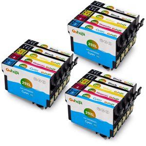 CARTOUCHE IMPRIMANTE Cartouches d'encre Epson 29XL T2991 Noir T2992 Cya