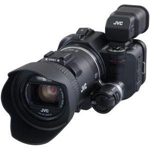 CAMÉSCOPE NUMÉRIQUE Camescope JVC GC-PX100 noir