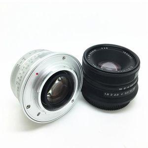OBJECTIF 7 artisans objectif 25mm f1.8 prime à toutes les s