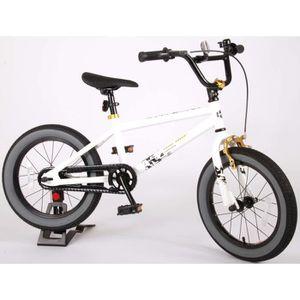VÉLO ENFANT Vélo Enfant Garçon 16 Pouces Cool Rider Frein Avan