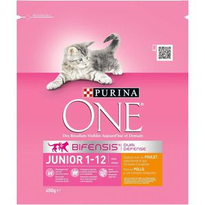 CROQUETTES Croquettes pour chats 1-12ans 450 g Purina One