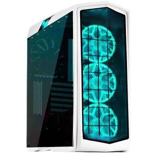 BOITIER PC  SilverStone SST-PM01W-RGB - Primera Boîtier d'ordi