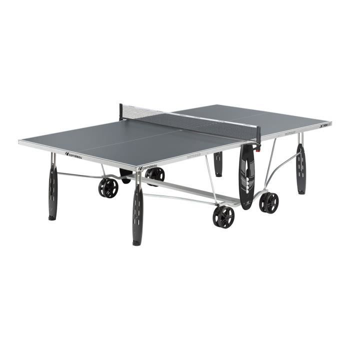 Cornilleau table de ping pong x trem outdoor housse - Table de ping pong pas cher decathlon ...