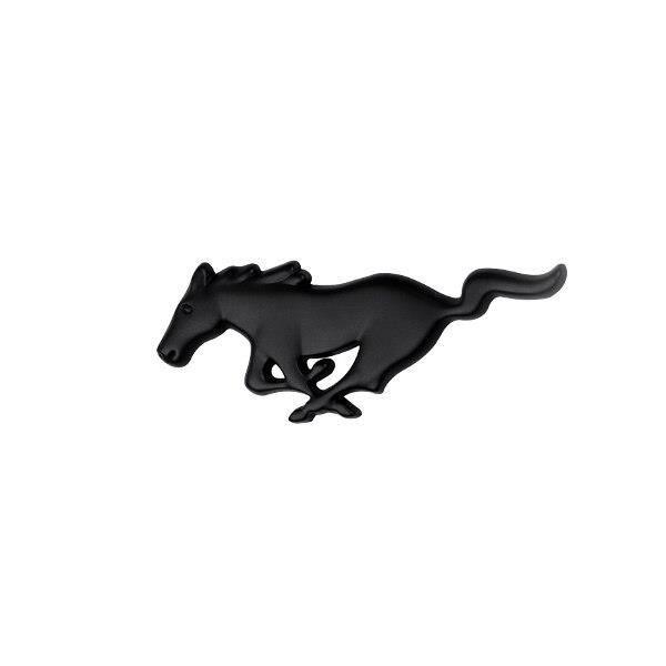 Autocollant cheval de course en métal chromé 3D, 1 pièce, Badge emblème pour Ford Mustang Shelby GT, décor de coffre [1698237]