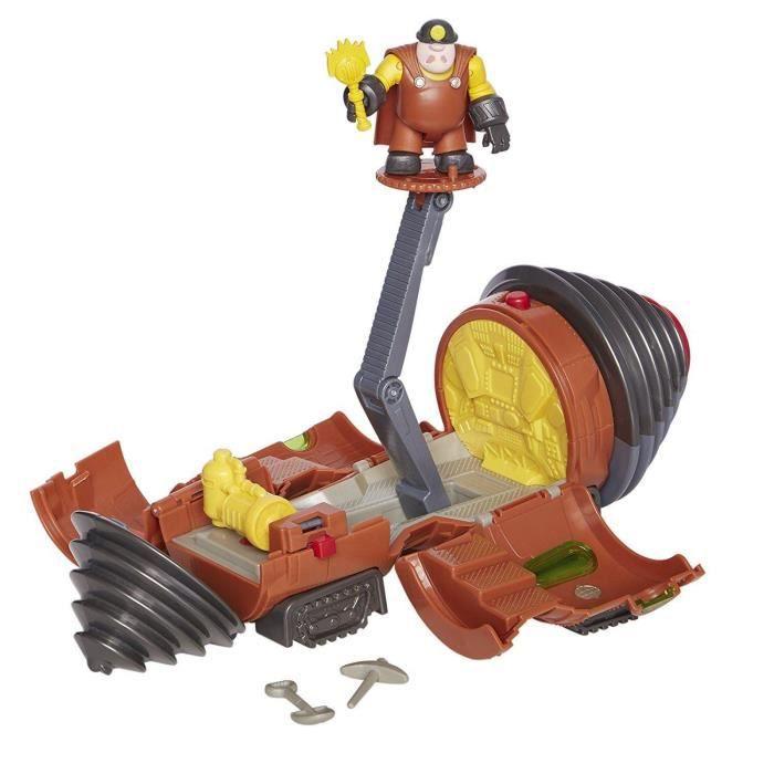 Disney Pixar Incredibles 2 Tunneler Vehicle Playset