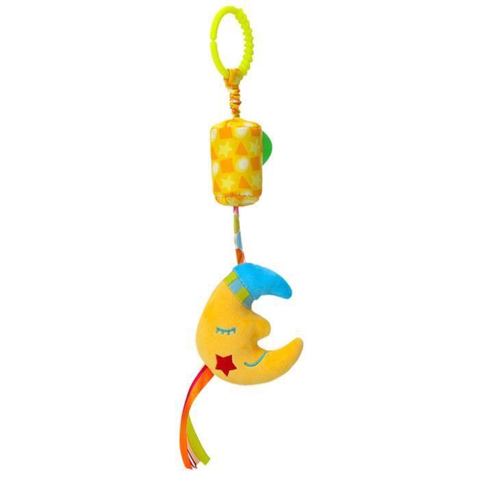 Lit suspendu pour poussette Lit suspendu autour du jouet pour bébé avec carillon à vent BB Type D HGF90320008D
