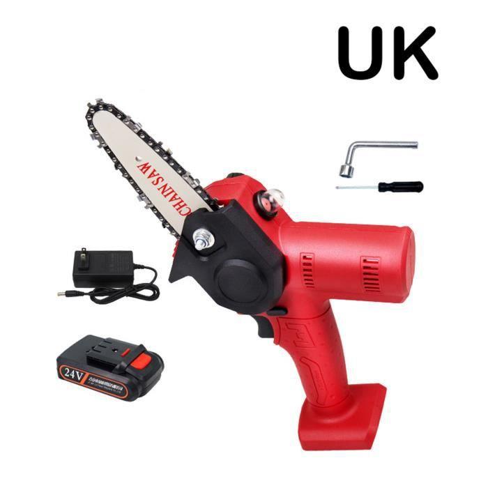 La mini tronçonneuse électrique Ever Plug bois alimenté par batterie 4 POUCES CDX201102916C_KUAI