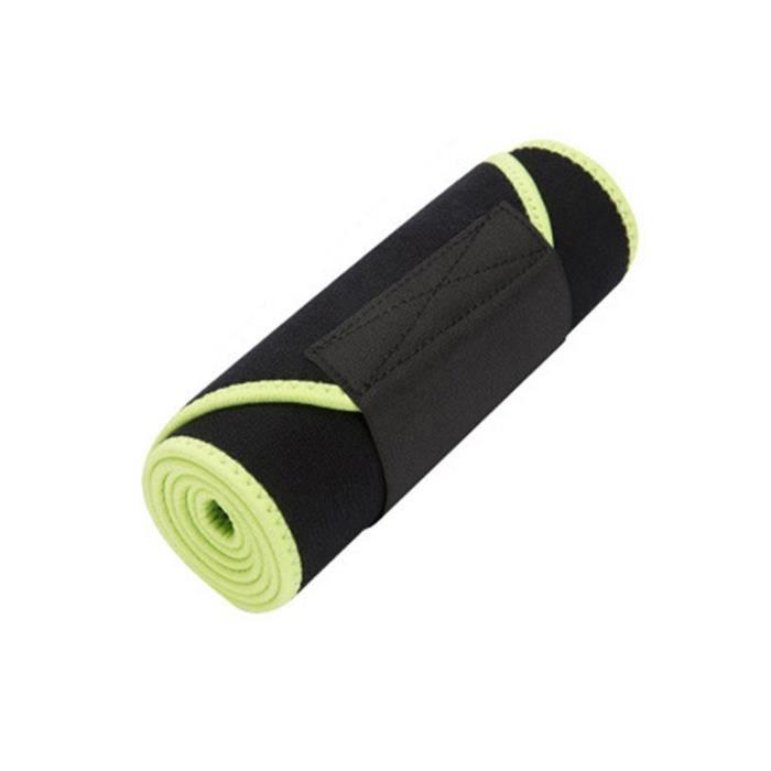Hommes femmes taille réglable dos ceintures de soutien brace minceur ceinture taille formateur PACK PRODUITS DE FITNESS ET
