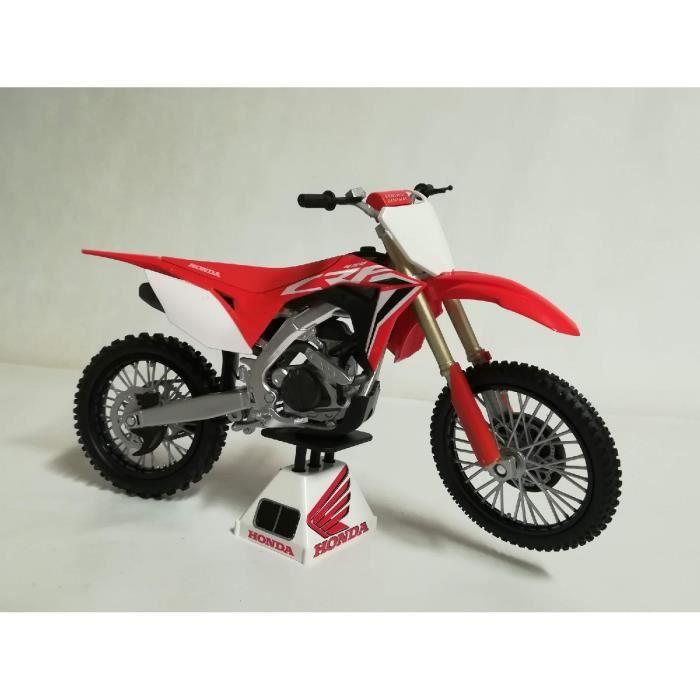 Miniatures montées - Honda 2020 1/12 Reproduction Constructeur