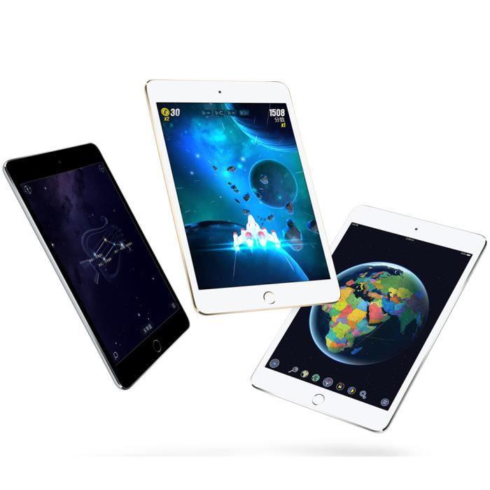 Tablette Tactile Kawbrown Tablette PC 10 pouces Android LTE Tablet PC 1Go RAM 16Go ROM Noir