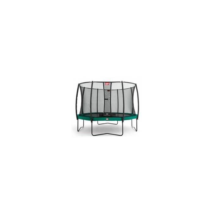 Trampoline BERG Champion Green 330 + Safety Net Deluxe