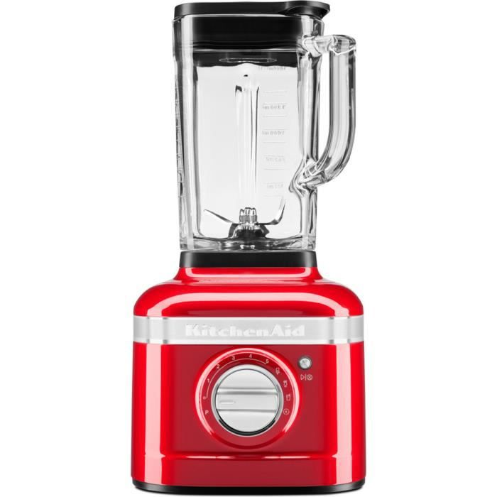KitchenAid Blender K400 ARTISAN - Rouge Empire