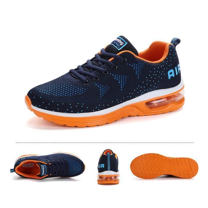 Chaussures de Running Homme Activité Extérieur Aération Antichoc