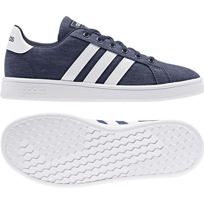 Chaussures de tennis junior adidas Grand Court