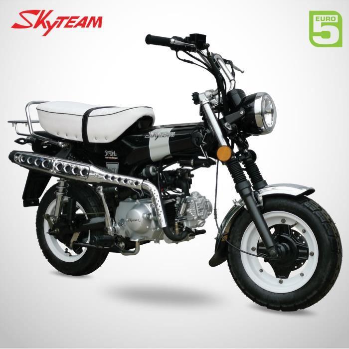 Mini Moto - DAX 50 - Noir - SKYTEAM