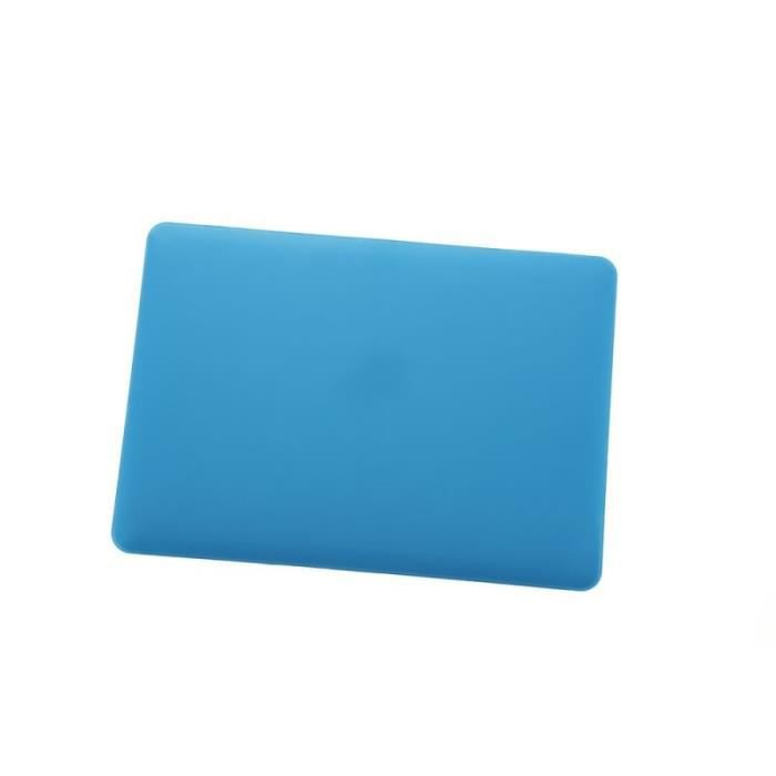 WE Coque de protection pour Macbook Pro 15,4 - Bleu