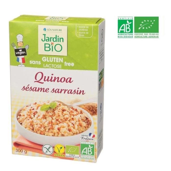 Quinoa Graines Toast Bio - 300 g