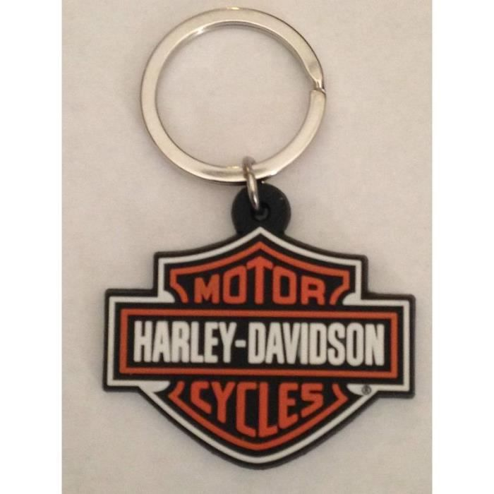 porte cle harley davidson en mousse biker usa neuf keychain achat vente porte cl s. Black Bedroom Furniture Sets. Home Design Ideas