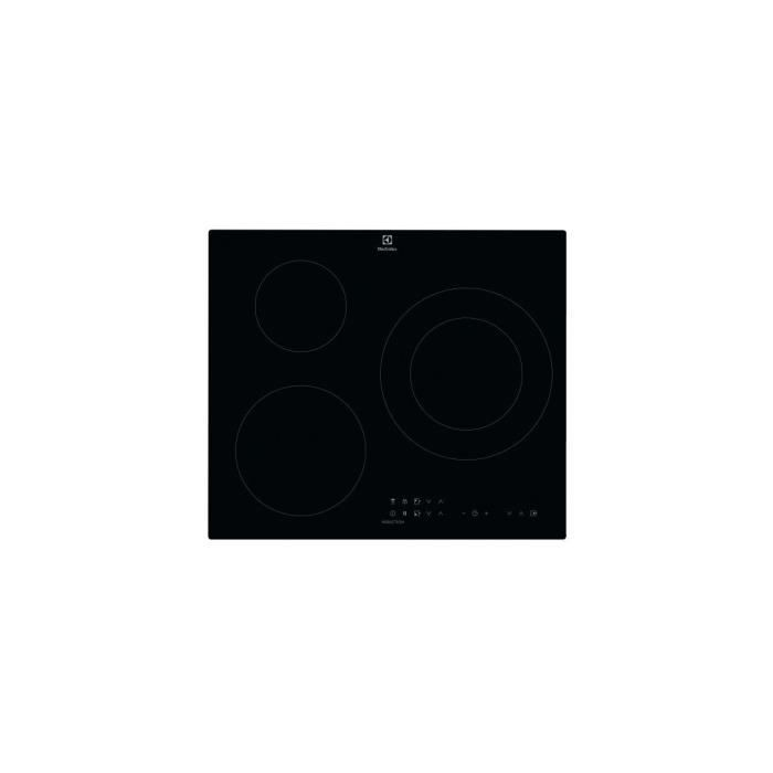 PLAQUE INDUCTION Table: Induction - Largeur (mm): 590 - 3 foyers -